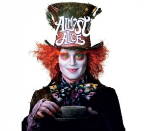 Album cover art of 'Almost Alice'