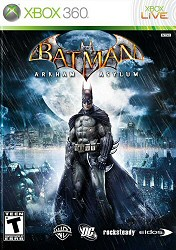 BATMAN: ARKHAM ASYLUM on XBox 360