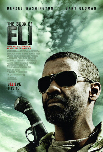 Poster for THE BOOK OF ELI