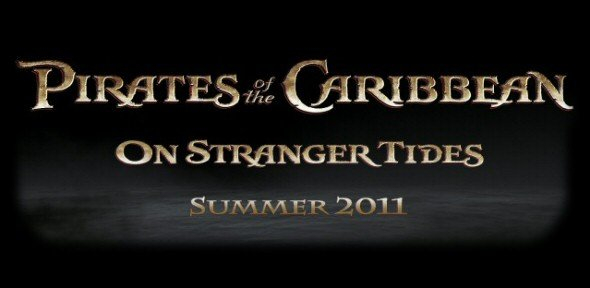 PIRATES OF THE CARIBBEAN: ON STRANGER TIDES opens May 20, 2011