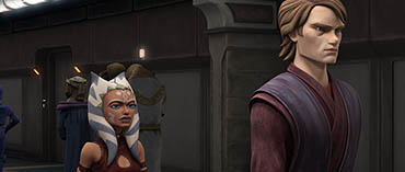 The heroes of the Republic get a visual upgrade in 'Heroes on Both Sides,' an all-new episode of STAR WARS: THE CLONE WARS premiering at 9:00 p.m. ET/PT Friday, November 19th on Cartoon Network. TM & © 2010 Lucasfilm Ltd. All rights reserved.
