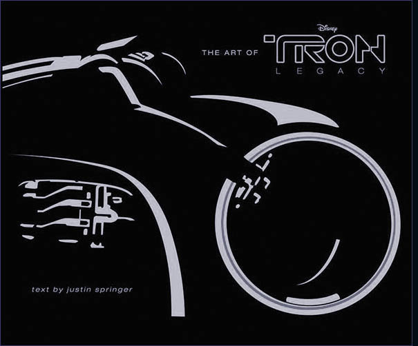 FilmEdge reviews THE ART OF TRON:LEGACY