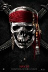 The new PIRATES OF THE CARIBBEAN: ON STRANGER TIDES teaser one-sheet poster design