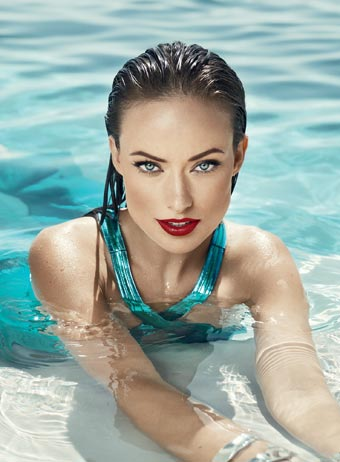 Check out TRON:LEGACY's Olivia Wilde in Vanity Fair's slideshow profile of the actress