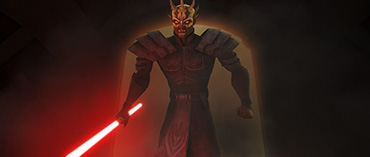 FilmEdge previews the rise of a new Sith apprentice, the brutal Savage Opress, in STAR WARS: THE CLONE WARS