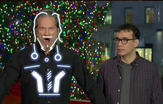 Jeff Bridges rezzes up his TRON:LEGACY star power hosting SNL this weekend
