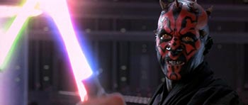 THE CLONE WARS secret of Darth Maul is revealed!