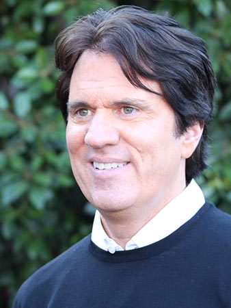 PIRATES OF THE CARIBBEAN: ON STRANGER TIDES director Rob Marshall at Disneyland