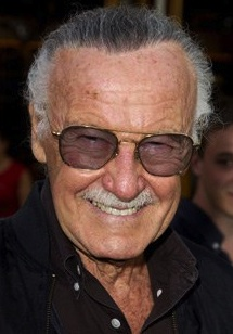 Happy birthday to Stan Lee