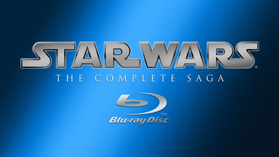 STAR WARS: The Complete Saga on Blu-ray now available for pre-order