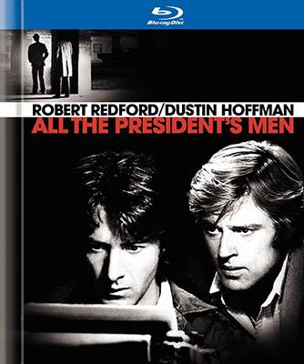 FilmEdge reviews ALL THE PRESIDENT'S MEN on Blu-ray
