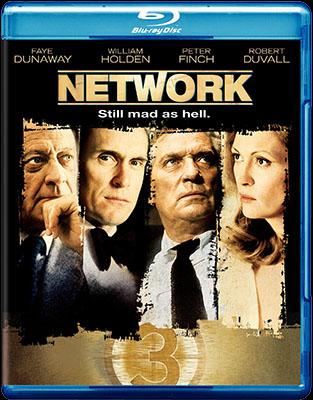 FilmEdge reviews NETWORK on Blu-ray