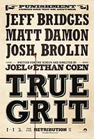 FilmEdge reviews 2010 Best Picture nominee TRUE GRIT