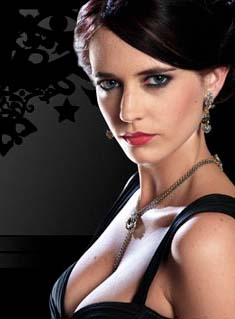 Eva Green talks Angelique and acting in Tim Burton's DARK SHADOWS