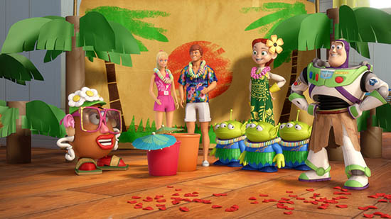 "Get ready for tropical fun this summer with Toy Story ""HAWAIIAN VACATION"""