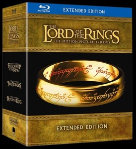 THE LORD OF THE RINGS Trilogy: Extended Edition Blu-ray box set arrives on June 28th