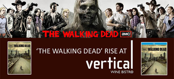 Get your chance to attend a special event for THE WALKING DEAD with Gale Anne Hurd