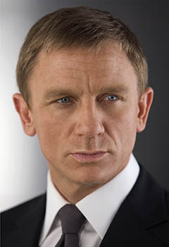 Daniel Craig will return as James Bond in the 23rd franchise film November 9, 2012