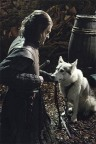 Ned Stark (Sean Bean) faces a harsh injustice in GAME OF THRONES