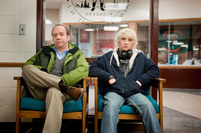 From left: Paul Giamatti and Alex Shaffer in WIN WIN Photo Credit: Kimberly Wright TM and © 2010 Twentieth Century Fox Film Corp