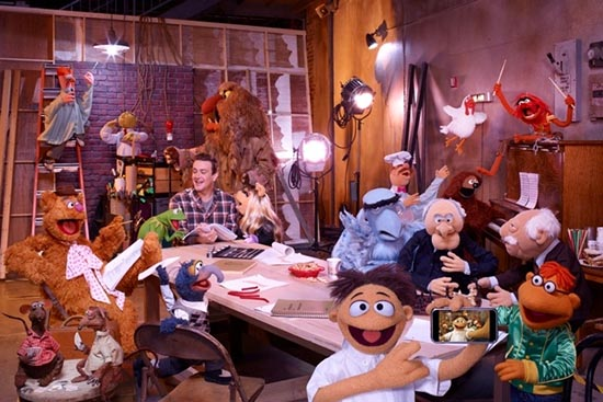 THE MUPPETS return to theaters November 23, 2011
