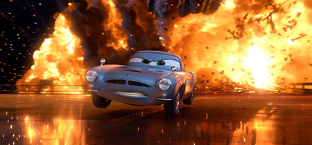 FilmEdge reviews Disney/Pixar's high-octane sequel CARS 2, opening in theaters this Friday