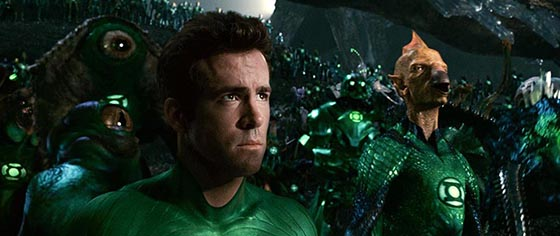 FilmEdge reviews GREEN LANTERN