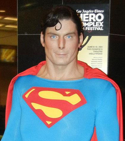 FilmEdge recaps Richard Donner's SUPERMAN appearance at the LA TImes Hero Complex Film Fest 2011