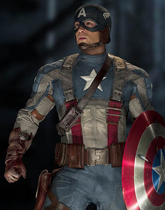 FilmEdge reviews CAPTAIN AMERICA: THE FIRST AVENGER