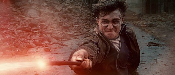 FilmEdge reviews HARRY POTTER AND THE DEATHLY HALLOWS - Part 2
