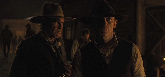 Watch new COWBOYS & ALIENS film clip in HD on FilmEdge.net