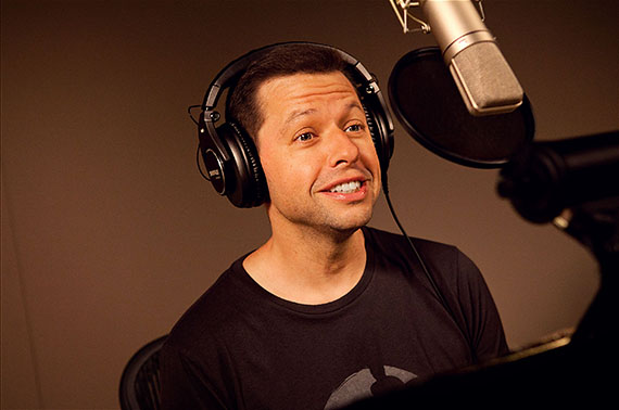 Actor Jon Cryer provides the voice for Dusty in DisneyToon Studios' CG-animated adventure PLANES, on Blu-ray and DVD in Spring 2013