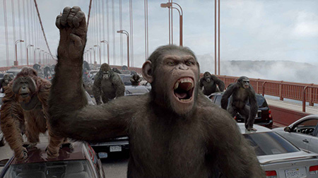 FilmEdge reviews RISE OF THE PLANET OF THE APES