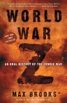 Max Brooks' horror thriller novel WORLD WAR Z becomes Brad Pitt-starring film for December 2012