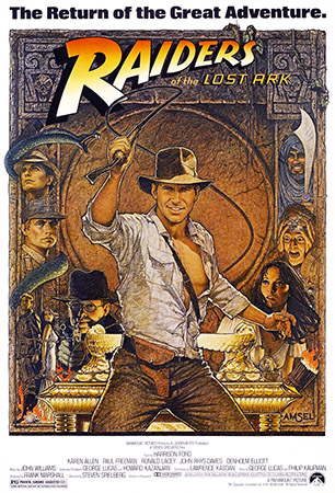 RAIDERS OF THE LOST ARK celebrates 30 years of adventure