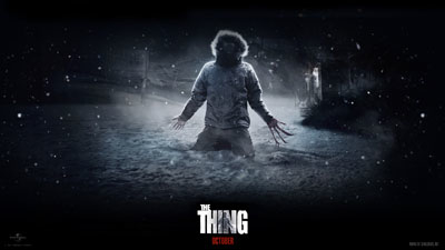 New wallpaper designs unveiled for THE THING