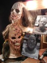 Maze character masks from Universal Studios Hollywood Halloween Horror Nights