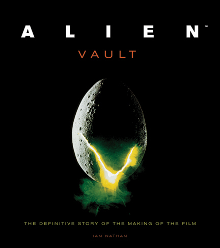 FilmEdge reviews ALIEN VAULT: The Definitive Story of the Making of the Film