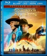 COWBOYS & ALIENS Blu-ray/DVD/Digital Copy combo pack art