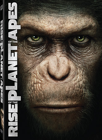 Click to view cover art of RISE OF THE PLANET OF THE APES in high-resolution image