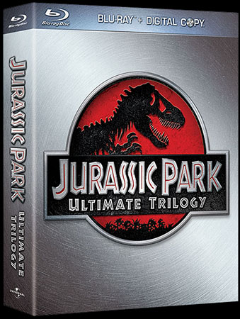 FilmEdge reviews JURASSIC PARK Ultimate Trilogy on Blu-ray