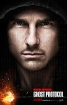 Tom Cruise stars in MISSION:IMPOSSIBLE - GHOST PROTOCOL opening in IMAX December 16, 2011