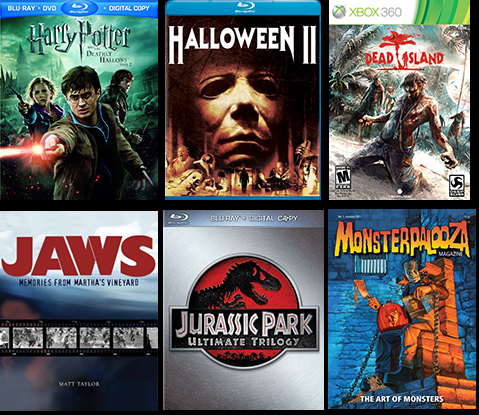 It's never too late to add these scares to your holiday at FilmEdge's HalloweenFest 2011