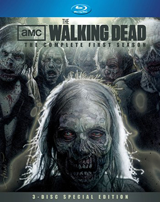 FilmEdge reviews THE WALKING DEAD Season One Special Edition on Blu-ray