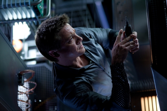 Jeremy Renner as Brandt in MISSION:IMPOSSIBLE - GHOST PROTOCOL. Click image to view FilmEdge's hi-res photo gallery