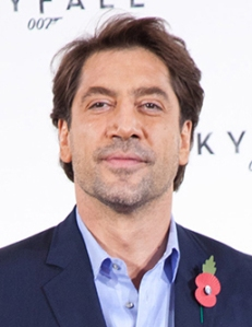 What kind of villain will Javier Bardem play in SKYFALL?