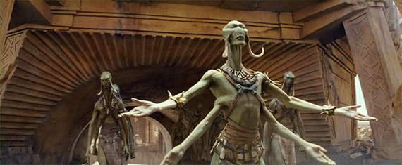 FilmEdge welcomes you to view HD trailers and photos for Disney's JOHN CARTER