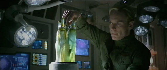 Click to watch the PROMETHEUS trailer preview in 480p HD video on FilmEdge.net