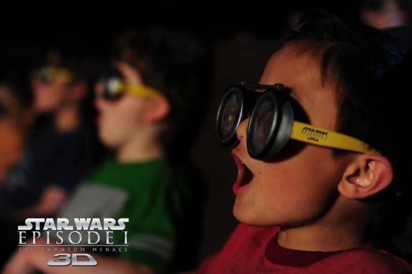 Star Wars: Episode I THE PHANTOM MENACE in 3D