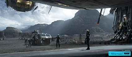 See hi-res image from PROMETHEUS on FilmEdge.net